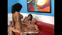 Hot Busty Couga r Ricki Raxx and Friends Three d Friends Threesome