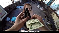 TeensLoveMoney - Leigh Rose Loves Money And Sex tumblr xxx video