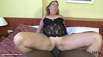 Euro chubby cougar first time fucking black man on cam صورة