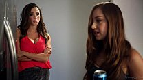 Remy LaCroix And Her Step Mom Ariella Ferrera Thumbnail