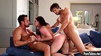 Naught guys penetrated into hot mature with big boobs thumbnail