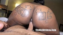 The sexy thick phat juicy booty Ms. FeedMe fuck... Thumbnail