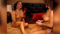 GIRLS GONE WILD - Tender, Young Lesbians Fuck Each Other In Shower - 9Club.Top