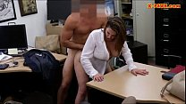 Foxy huge boobs business lady screwed up for money thumbnail