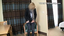 real teen girl amateur casting preview image
