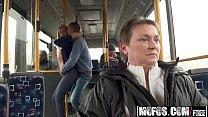 Mofos - Mofos B Sides - (Lindsey Olsen) - Ass-Fucked on the Public Bus thumbnail