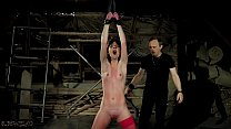 Intense punishment and spanking for submissive ... Thumbnail