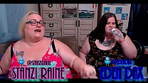 Zo Podcast X Presents The Fat Girls Podcast Hosted By Eden Dax Amp Stanzi Raine Episode 2 Pt 2
