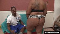 A Horny Chubby Black Girl With A Big And Beauti