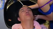 Strange Hair Salon - nylon piss thumbnail