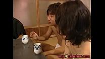 Bokep Hot Japanese teacher enjoys fucking gratis di BokepSave.Info