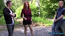 Gorgeous Russian Redhead