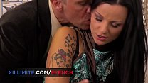 French brunette Natacha Guapa hot fuck