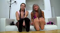 Pantyhose Worship 6 TRAILER