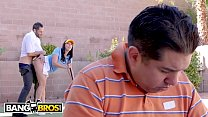BANGBROS - Big Booty MILF Rachel Starr Fucks Her Golf Instructor Behind Husband's Back thumbnail