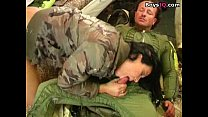 Beautiful Army Pilot In Love Sex Video