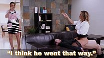 BANGBROS - Busty Blonde PAWG Aubrey Black Taking Dick From The Great Bambino
