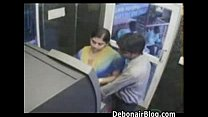 Hot desi teens in ATM