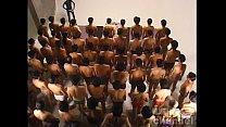Bukkake festival 2 Japanese uncensored bukkake pornhub video