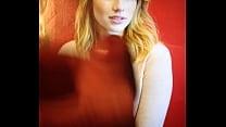 Emma Roberts Cum Tribute 1