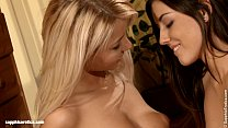 Gorgeous Lovers - by Sapphic Erotica lesbian se...
