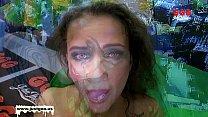 Experienced MILF Tara tries bukkake [German Goo Girls] thumbnail