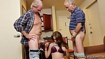 Teen ends with creampie xxx Second rule is get limber.