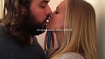 Bob and Diana Kissing Video 1 Preview