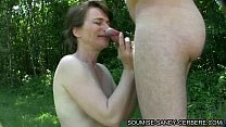amateur french homemade outdoor fuck baise en e...