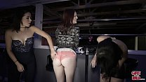 GIRLS GONE WILD - Teen Girls Avery & Ivy's First Rave Leads to Lesbian Sex - 9Club.Top