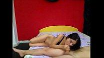 Hot Babe Gives Blowjob on Cam - SkimpyCams.com pornhub video