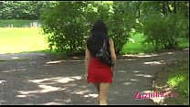 The red dressed girl at the park part 2 thumbnail