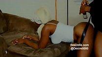 blackedporn - choke me with his belt big black ass spanking: 3g king hd thumbnail