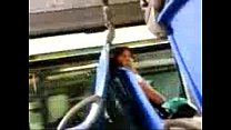 Dick flashing to exciting woman in the bus