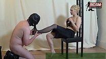 Fusserotik von Deutscher Herrin - german femdom lady foot fetish Vorschaubild