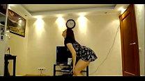 Sexy Arabian Girl Dancing With Amazing Legs