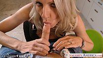 Busty Blonde Housewife Emma Starr Take Cock In Pov
