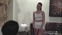 Stepdad throating and fucks his beautiful AI stepteens clone pornhub video