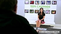 Brutal Casting Couch Compilation Fetish Video Director Fucks Teens Rough thumbnail