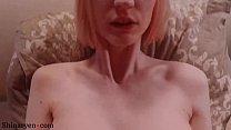 Girl Big Tits Pussy Fucking and Cumshot Closeup - Shinaryen صورة
