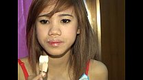 Cute titty Thai Tia 18 loves licking - download porn videos