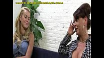Mom And Daughter Interracial Bonding image