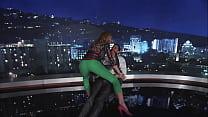 Nicole Kidman ♥ gives Jimmy Kimmel a lapdance