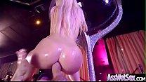 Anal Hardcore Sex Act Bang With Slut Huge Butt Girl (Jessie Volt) movie-12
