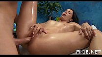 Real massage parlor movie scenes video