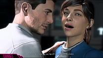 Sara Ryder x Scott Ryder A Nasty Romance Mod (ME Andromeda)