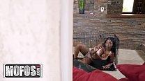 Pervs on Patrol - (Sarah Banks) - Bad Girl Locked In A Cage - MOFOS thumbnail