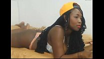 Beautiful Ebony big ass teases on cam - myslutcams.net porn thumbnail