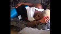 Sleeping after sitting on big dick - PenismanXXX Production