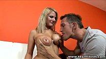TeamSkeet Big tits blonde Tammy fucked cumshot pornhub video